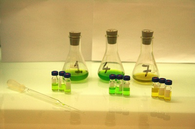 Formation HPLC et pigments